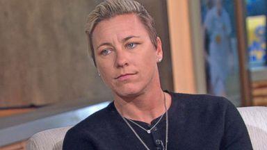 Abby Wambach Talks New Memoir, Substance Abuse Admission on 'GMA'