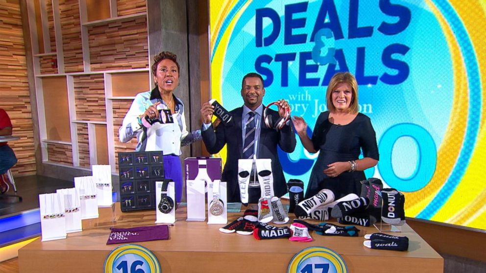 Deals and Steals: Tory Johnson Introduces 30 Deals on the ...