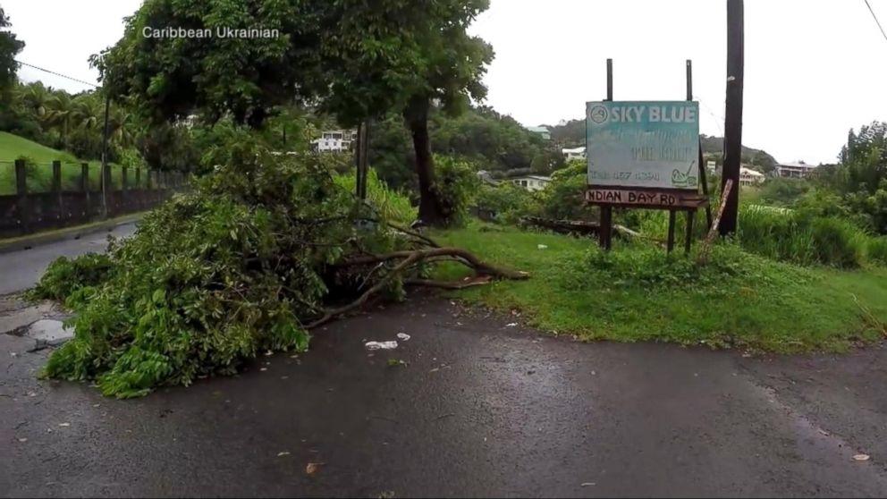 Jamaica Prepares As Hurricane Matthew Approaches Video