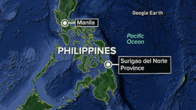 Philippines Hit With Huge Earthquake