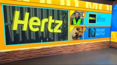 Hertz car rental faces lawsuit for allegedly deceitful 'toll service' fees