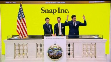 Snapchat co-founders become newly minted billionaires
