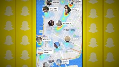 New 'Snap Maps' update in the Snapchat app raises privacy concerns