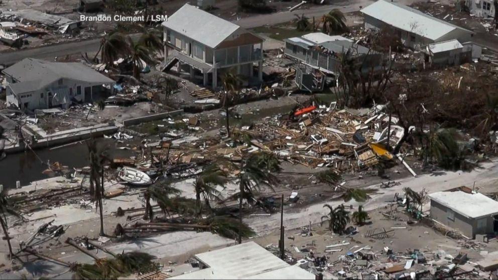 Florida Keys Residents Start To Return After Hurricane