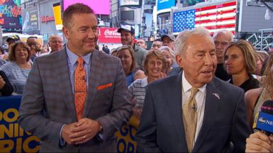 Catching up with the hosts of ESPN's 'College GameDay'