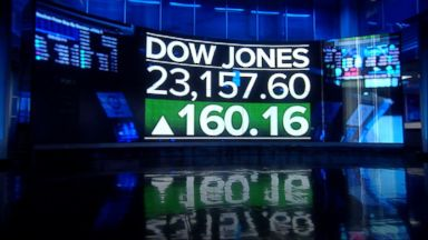 Wall Street sets another record high