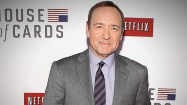 Kevin Spacey faces new allegations from 'House of Cards' crew