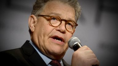 Sen. Franken says he's 'embarassed' by groping claims, needs to 'rebuild' trust
