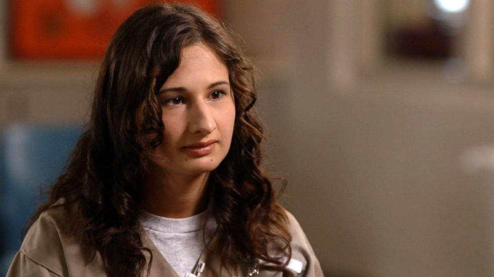 Gypsy Rose Blanchard Speaks Out From Prison On Murder
