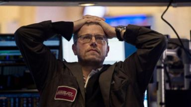 Stock market has biggest 1-day point drop in history