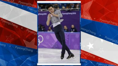 Meet the history-making male Olympic ice skaters