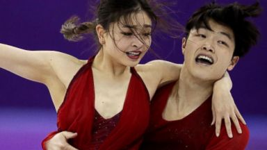 Team USA lands spots on medals podium in ice dancing, women's halfpipe