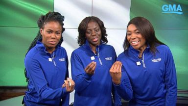 Nigeria's bobsled team makes history at the Winter Olympic Games