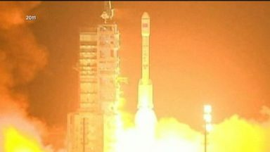 Massive Chinese space station to land somewhere on Earth