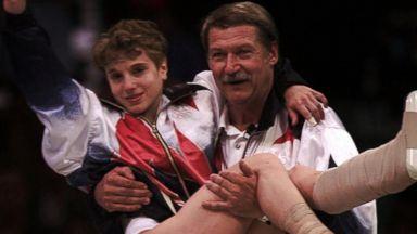 Famed coaches sue USA Gymnastics