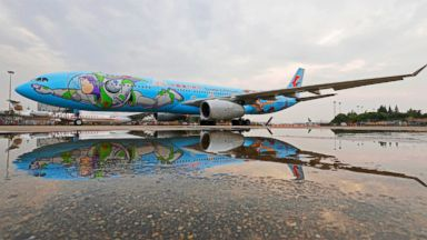 Toy Story plane is to infinity and beyond