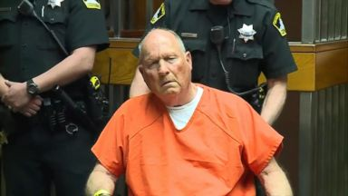 'Golden State Killer' suspect faces more charges