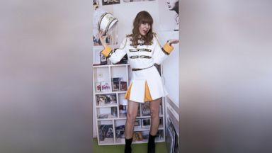Taylor Swift fan recreates the singer's tour costumes from scratch