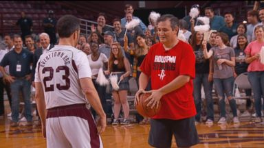 Jimmy Kimmel goes one on one again with Ted Cruz