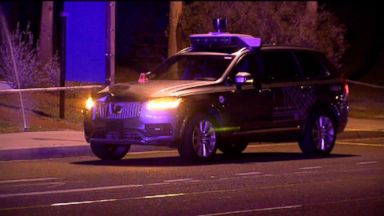 Bodycam video reveals new details of deadly Uber self-driving car accident