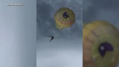 US woman injured parasailing in Mexico