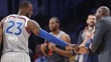 LeBron James breaks his silence on leaving Cavaliers