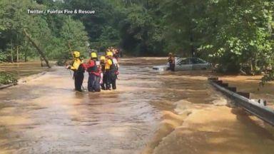 Millions across US on alert for flooding