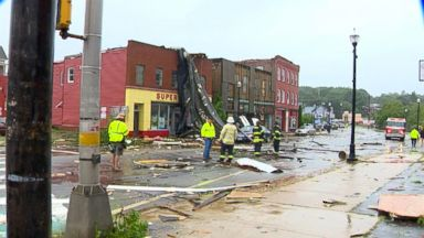 Severe weather batters both East and West coasts