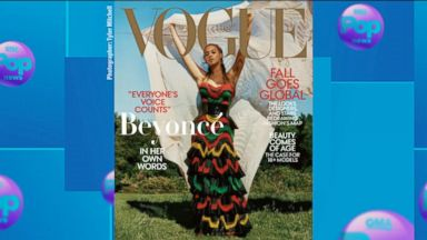 Beyonce writes about motherhood, body acceptance in Vogue