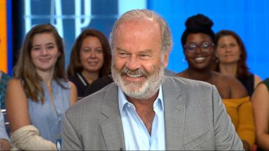 Kelsey Grammer on new Netflix movie 'Like Father'
