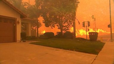 More homes in danger as California wildfire grows