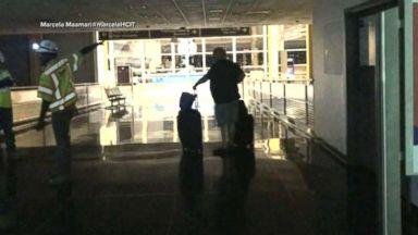 Major flight delay after busy airport goes dark