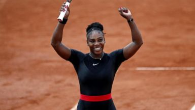 Serena Williams addresses French Open catsuit controversy