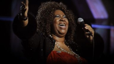 Highlights of star-studded funeral for the 'Queen of Soul'