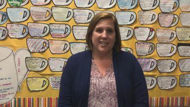 Teacher's wish for new desks fulfilled by strangers