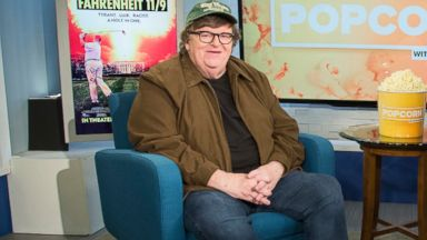 Michael Moore on Donald Trump and who Moore would love to see as the next president