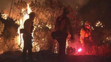 Evacuation ordered as wildfire Charlie grows