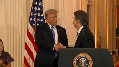 WH gives forceful response to 2nd Kavanaugh accuser