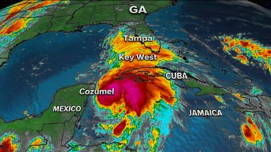 State of emergency declared as Hurricane Michael strengthens
