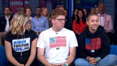 Parkland students speak out about their new book