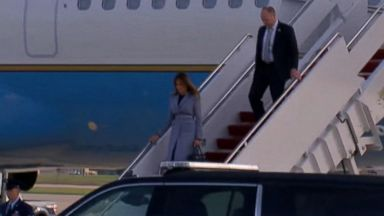 Cause of first lady's plane scare confirmed