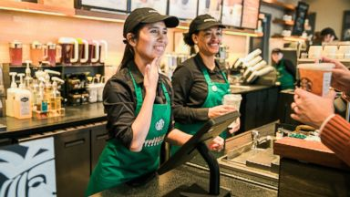Starbucks opens its first All Signing Store in the U.S. that caters to Deaf customers
