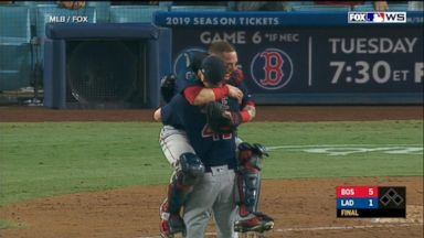 Red Sox win 4th World Series in 15 seasons