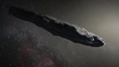 Astronomers claim mysterious 1,300-foot object could be alien spacecraft