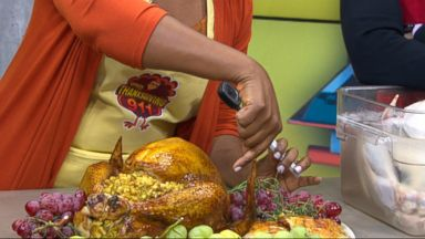 Chefs answer last-minute turkey cooking questions