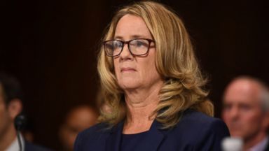 Kavanaugh accuser speaks out about threats she's faced