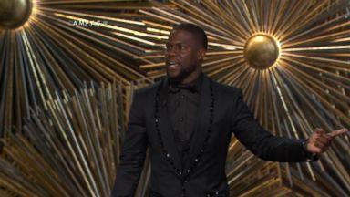Kevin Hart named host of 2019 Oscars