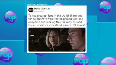 'Avengers: Endgame' trailer smashes YouTube record