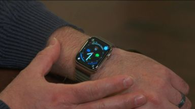 Man alerted to life-threatening problem on his Apple Watch
