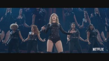 Taylor Swift brings her 'Reputation' stadium tour to Netflix